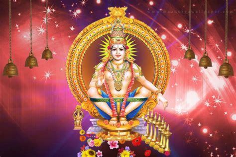 lord ayyappa images hd wallpaper