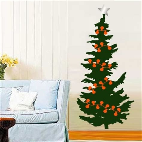 christmas tree wall stickers luxury lifestyle design