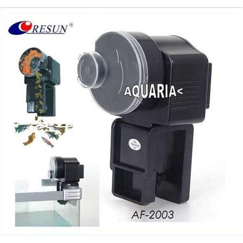 Pompa Akuarium Otomatis jual mesin pemberian pakan otomatis auto feeder oleh