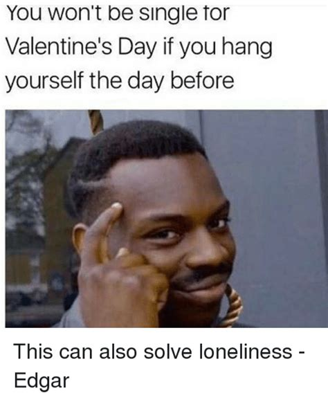 Valentines Day Memes Single - being single on valentines day meme www pixshark com