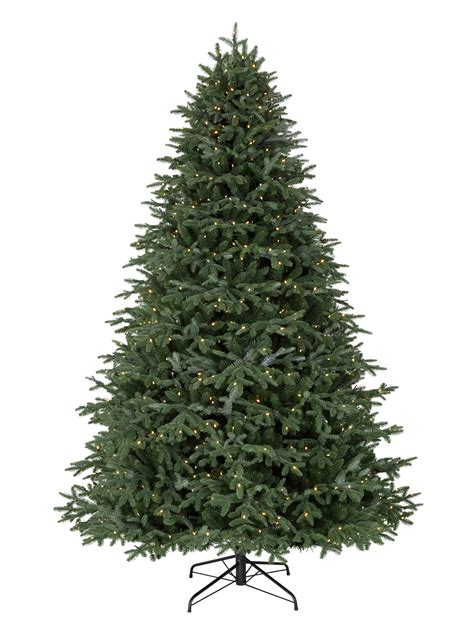 fraser fir led pre lit christmas trees balsam hill australia