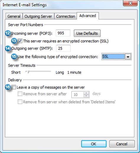 Office 365 Yahoo Mail Settings Configure Outlook With An Outlook Hotmail Gmail