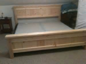 4x4 Bench Plans Room To Move Farmhouse Bed Build