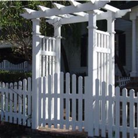 1000 images about white fence ideas on white