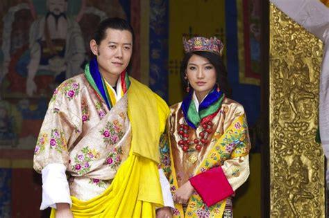 didnt   bhutans royal couple