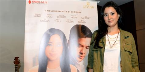 casting film layar lebar oktober 2014 mantan terindah dari lagu jadi film dream co id