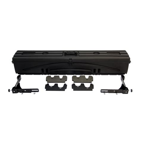 Truck Bed Gun Storage by Du Ha 70200 Humpstor All In One Truck Bed Storage Box Unit W Gun Rack Organizer Ebay