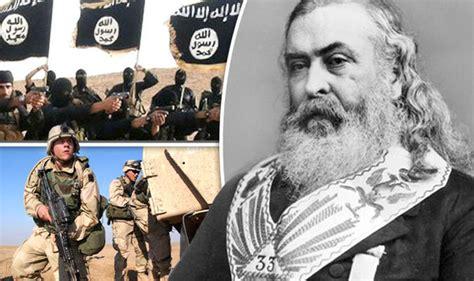 illuminati vs islam chillingly accurate 200 year letter predicts ww3 and