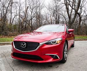 review 2016 mazda6 grand touring 95 octane