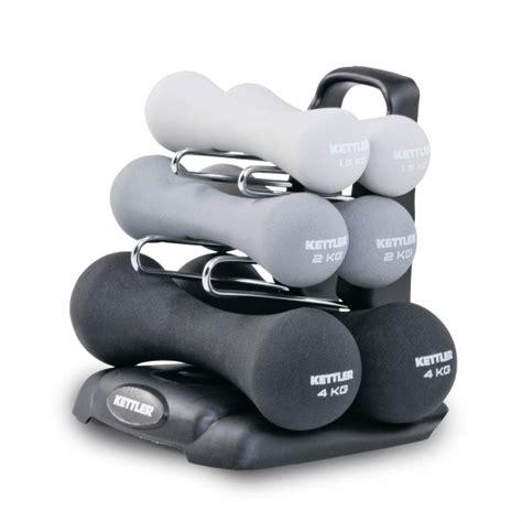 Barbel Kettler 5 Kg kettler neoprene dumbbell set buy test t fitness