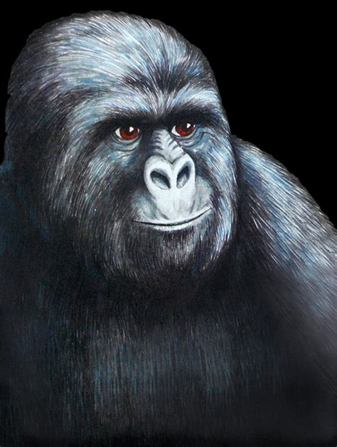 Gorilla Munch Meme - image 282131 that really rustled my jimmies know