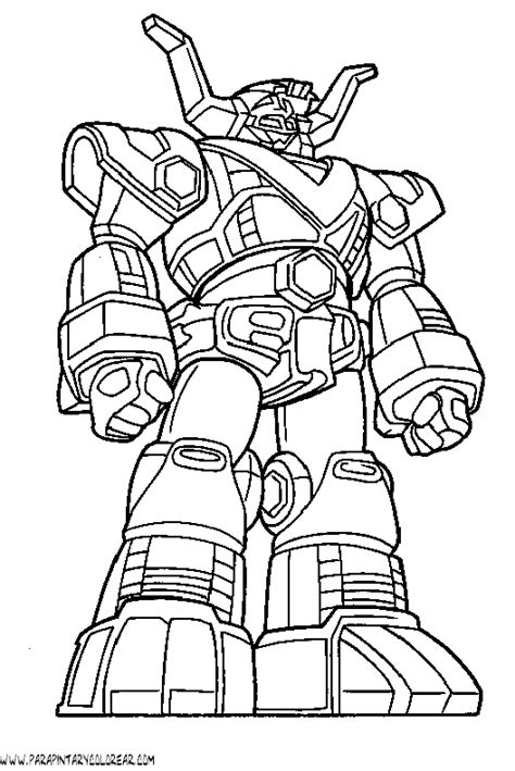 power rangers galaxy free colouring pages