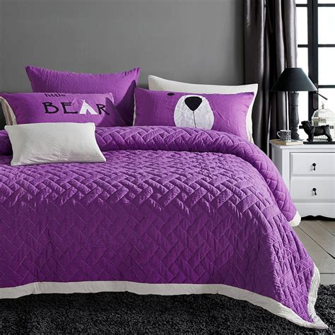 what is coverlet used for 9 colors 100 polyester quilt pillowcase patchwork