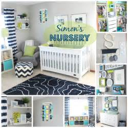 Navy And Green Nursery Decor Nursery Closet Makeover And The Paint Winner Is This Is Our Bliss