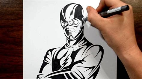 tattoo flash how to draw how to draw the flash in tribal youtube