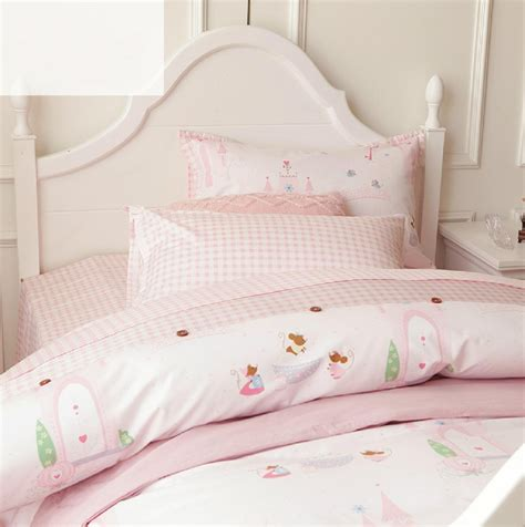 cute beds cute cartoon pink single bed set twin teenage kids girl