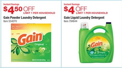 gain detergent coupons get up to 2 00 off with gain laundry detergent coupons