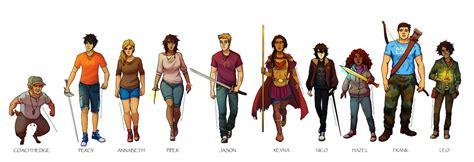 the heroes of olympus heroes of olympus by vikingmera on deviantart