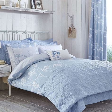 Blue Bedding And Curtain Sets Blue Bryony Thermal Eyelet Curtains Dunelm Bedroom1 Pinterest Blue Products And Beds