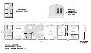 40 mobile home floor plans on 16 x 56 mobile home 1 bedroom floor