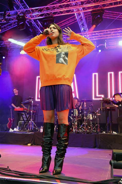 dua lipa concert tickets dua lipa performs at a concert in berlin 09 02 2017