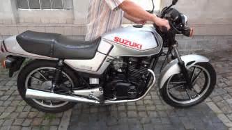 Suzuki Gsx400f Review Suzuki Gsx 400e 1983