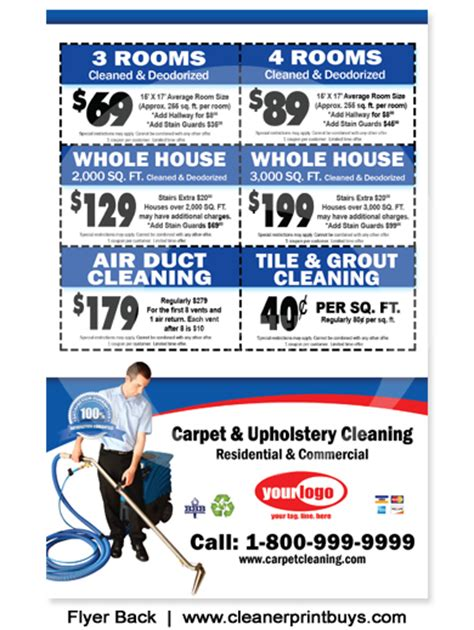 Free Carpet Cleaning Coupon Templates Carpet Vidalondon Carpet Cleaning Postcards Templates