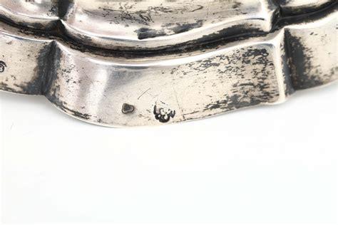 candeliere argento candeliere in argento sbalzato e cesellato torino