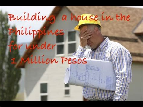 1 million pesos house design philippine house design part ii of low cost housing youtube