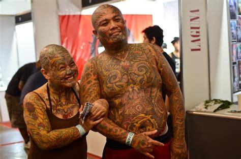 indonesia tattoo festival dutdutan tattoo festival 2013 zimbio
