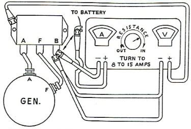 echlin voltage regulator wiring diagram delco remy