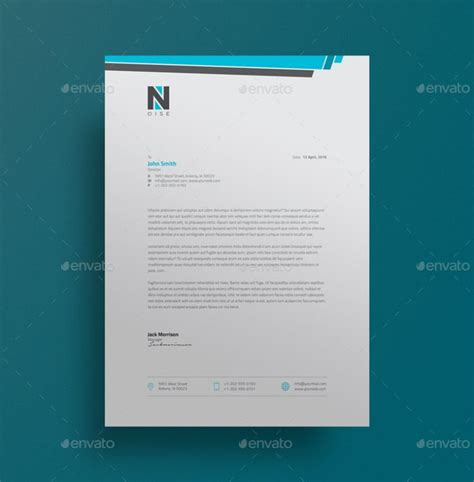 professional letterheads templates free best 25 professional letterhead ideas on