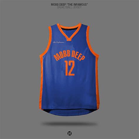 hip hop jersey design an artist created jerseys inspired by classic rap albums xxl