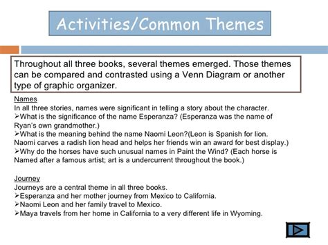 different themes of literature fourteen 563 common themes in literature for kids