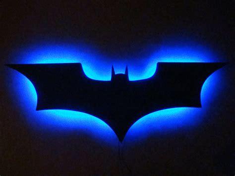 Batman Light by Batman Logo Led Wall Light Light