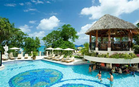 sandal resorts sandals resort wallpaper wallpapersafari
