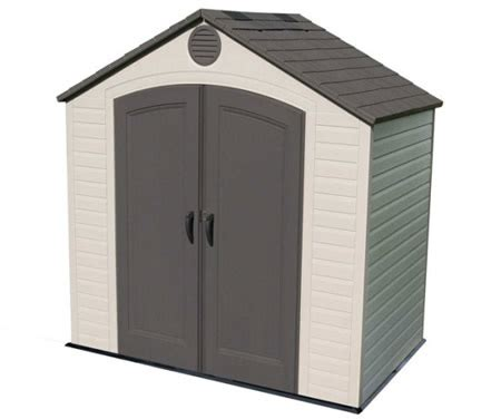 Small Plastic Sheds Storage by Plastic Storage Sheds