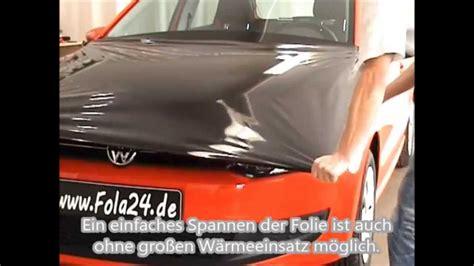 Auto Folie Zum Bedrucken by Motorhaubenbeklebung Mit Avery 174 Supreme Wrapping
