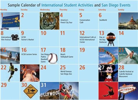 Calendar 2018 Ucsd カリフォルニア大学サンディエゴ校 英会話 アカデミック英語 ビジネス英語 医療英語 運営 Ucsdエクステンション