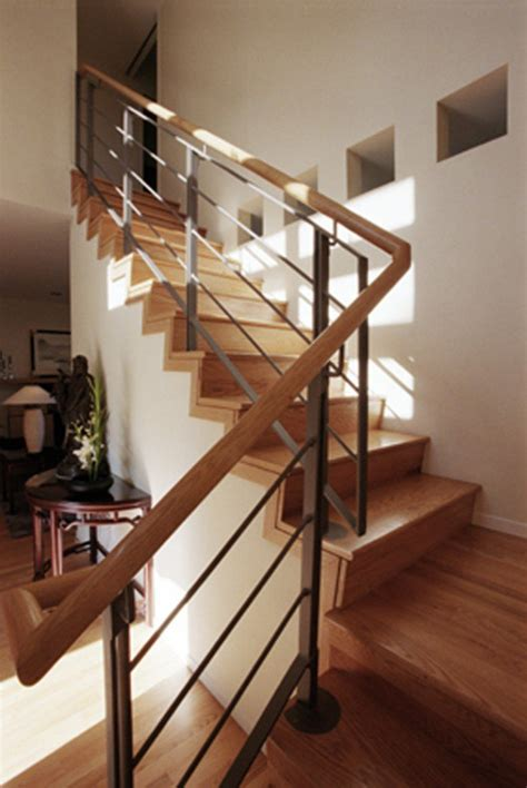 Back Stairs Design 15 Outstanding Mid Century Modern Staircase Designs To Bring You Back In Time