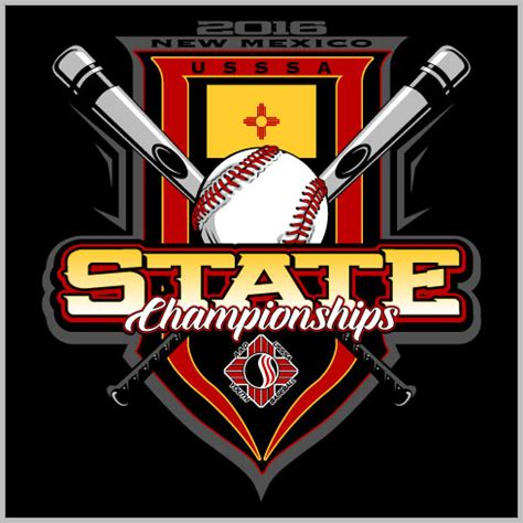 State Baseball Design Tournament Shirt We Can Baseball Designs For
