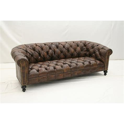 old hickory sofa old hickory tannery 1435 03 oht sofa tufted sofa discount