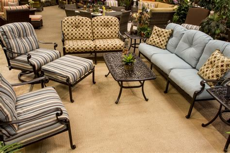 Palm Casual Patio Furniture Invest In Outdoor Furniture This Fall Palm Casual