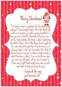 elf on the shelf welcome letter printable shelf ideas
