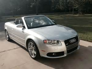 buy used 2009 audi a4 convertible with quot s quot line package