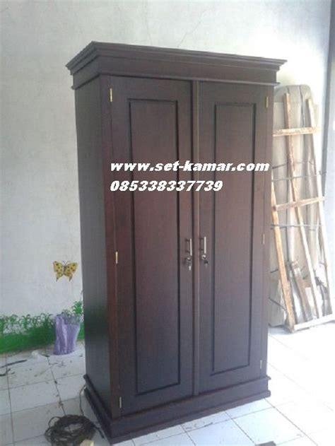 Lemari Pakaian 2 Pintu Meja Rias lemari pakaian 2 pintu atau lemari baju minimalis kayu jati jepara dengan model terbaru 2016