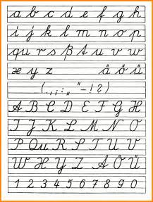 8 how to write cursive letters assembly resume
