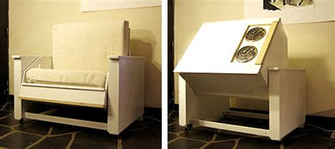 room in a box 10 pieces of clever transforming furniture