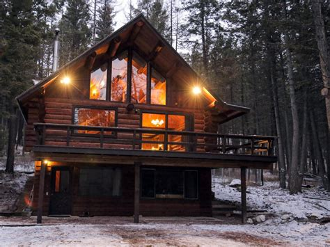 Hgtv Cabin Sweepstakes by Log Cabin Living Lake View Cabin And Woodsy Retreat Log