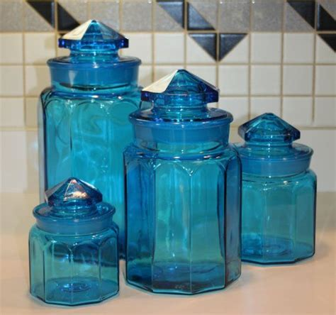 glass canisters kitchen 96 best kitchen canisters images on kitchen